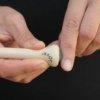 Meridianmassage und Reflexzonen Stimulation mit dem JOYA Stift Fineliner