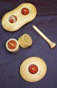 Die JOYA Massageroller aus Holz- ein Entspannungspartner fürs Leben