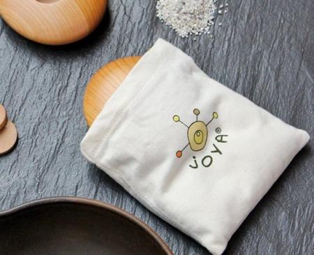 JOYA Wärmesäckchen - zum Erwärmen des Massagerollers und der Körperregion