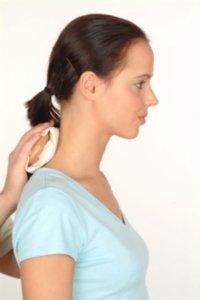 Mit dem Wärmesäckchen kannst du vor der Behandlung deine Musklen und sogar den Massage Roller vorwärmen