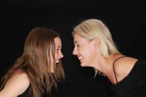 Lachen mit Freunden oder FRemden- ein Heiden Spass!