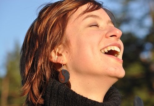 Lachen ist gesund- lache so oft wie möglich