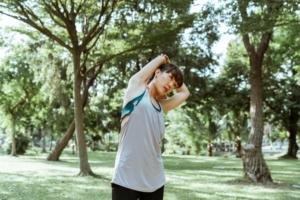 Bewegung ist für die Muskulatur wichtig