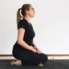 Eine starke Einwirkung hast du in einer sitzenden Position
