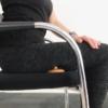 Triggerpunkte lösen am Oberschenkel - bequem im Sitzen